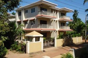 Apartment room in Sailgao, Goa, by GuestHouser 22213, Apartments  Saligao - big - 11