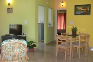 Apartment room in Sailgao, Goa, by GuestHouser 22213, Appartamenti  Saligao - big - 30