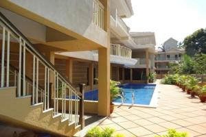 Apartment room in Sailgao, Goa, by GuestHouser 22213, Appartamenti  Saligao - big - 21