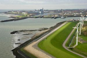 City2Beach Hotel, Hotely  Vlissingen - big - 37