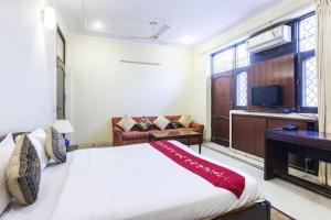 BnB room in Sector 40, Gurgaon, by GuestHouser 2339, Prázdninové domy  Gurgáon - big - 9