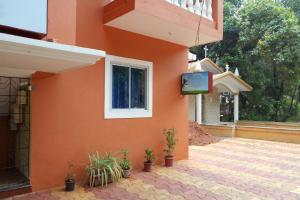 Auberges de jeunesse - Guest house room in Utorda, Goa, by GuestHouser 2510
