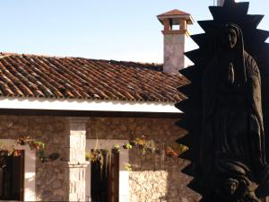 Hotel Boutique La Casona de Don Porfirio, Hotely  Jonotla - big - 59