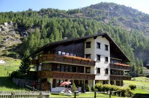 Apartmenthaus Sunshine - Saas-Grund