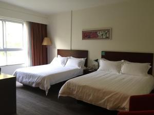 Jinjiang Inn Shunde Pedestrian Street Qing Hui Garden Mountain View, Hotely  Šun-te - big - 12