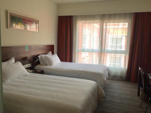 Jinjiang Inn Shunde Pedestrian Street Qing Hui Garden Mountain View, Hotely  Šun-te - big - 8