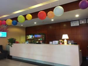 Jinjiang Inn Shunde Pedestrian Street Qing Hui Garden Mountain View, Hotely  Šun-te - big - 5