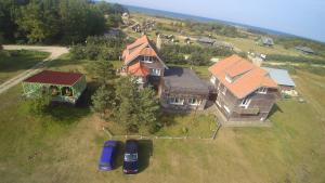 Viesu nams un kempings Papes Čakstes - Kalnišķi