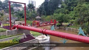 ZEN Villa near UNPAR, 1 Bedroom, Affittacamere  Bandung - big - 7