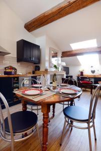 Meublé de charme - Apartment - Lyon