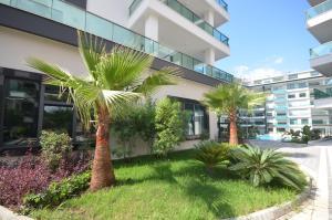 Konak Seaside Resort, Apartmanok  Alanya - big - 148