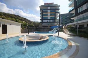 Konak Seaside Resort, Apartmanok  Alanya - big - 146