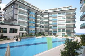 Konak Seaside Resort, Apartmanok  Alanya - big - 147
