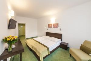Отель Hotel Vitkov, Прага