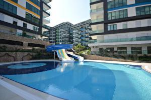 Konak Seaside Resort, Apartmanok  Alanya - big - 74