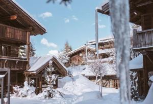 Location gîte, chambres d'hotes Les Fermes de Marie dans le département Haute Savoie 74