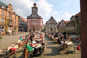 Ferienwohnung Starkenburgweg - Einhausen