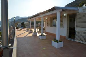 Domina Fluctuum - Penthouse in Salerno Amalfi Coast, Appartamenti  Salerno - big - 90