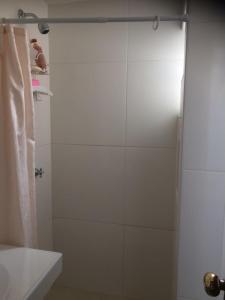 Departamento Miraflores, Apartmány  Lima - big - 12