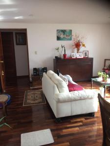 Departamento Miraflores, Apartmány  Lima - big - 13