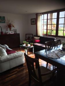 Departamento Miraflores, Apartmány  Lima - big - 17