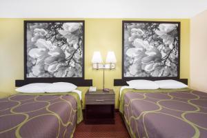 Super 8 by Wyndham Sumter, Мотели  Самтер - big - 2