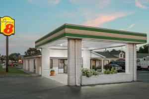 Super 8 by Wyndham Sumter, Мотели  Самтер - big - 28