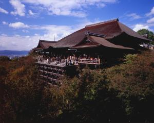 Holzbau Higashiyama, Vendégházak  Kiotó - big - 9