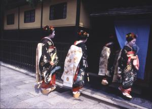 Holzbau Higashiyama, Vendégházak  Kiotó - big - 16