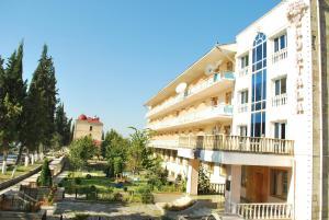 Отель Zaqatala