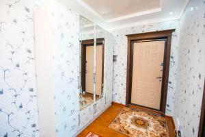 New apartment Lazurniy kvartal center, Apartments  Astana - big - 24