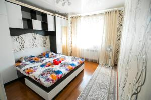 New apartment Lazurniy kvartal center, Apartments  Astana - big - 28