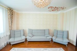 New apartment Lazurniy kvartal center, Apartments  Astana - big - 29