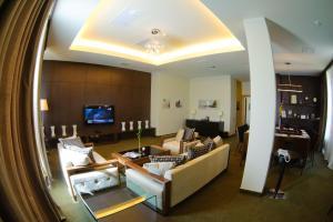Voyage Hotel, Отели  Караганда - big - 3