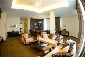 Voyage Hotel, Отели  Караганда - big - 5