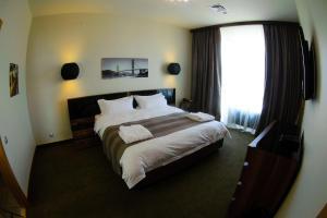 Voyage Hotel, Отели  Караганда - big - 8