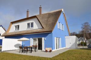 Ferienhaus Wiekhus - Breege