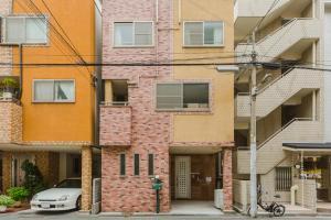 Awaza House 1, Appartamenti  Osaka - big - 25