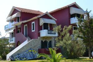 Villa Ioli, Affittacamere  Città di Lefkada - big - 47