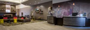 SpringHill Suites by Marriott Denton, Szállodák  Denton - big - 38