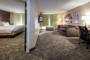 SpringHill Suites by Marriott Denton, Szállodák  Denton - big - 34