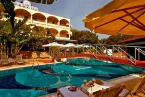Paradise Lost Hotel-Apartments Argolida Greece