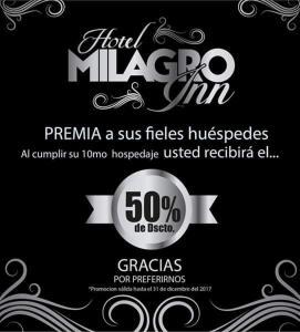 Hotel Milagro Inn, Отели  Милагро - big - 12