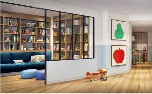 Exquisite 2 Bedroom 2 Baths all modern and High end Furniture, Apartmány  New York - big - 32