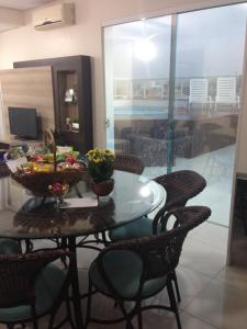 Apartamento Cobertura Com Piscina Privativa Praia Ingleses, Apartments  Florianópolis - big - 14
