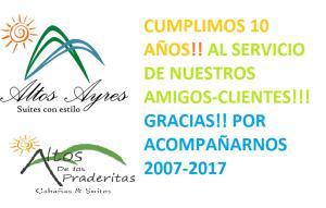 Altos de las Praderitas, Chaty v prírode  Mina Clavero - big - 26