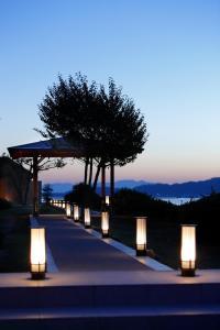 Aki Grand Hotel & Spa, Hotely  Mijadžima - big - 88