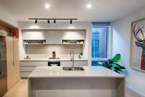 Orange Stay Townhouses, Apartments  Melbourne - big - 4