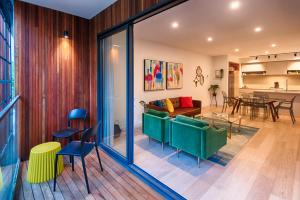 Orange Stay Townhouses, Apartmány  Melbourne - big - 1