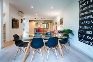 Orange Stay Townhouses, Апартаменты  Мельбурн - big - 4